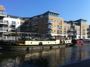 Houseboat and Flats