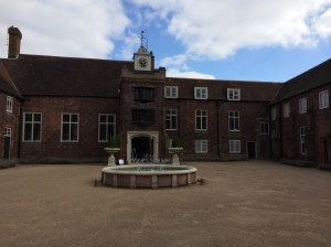 The West Courtyard